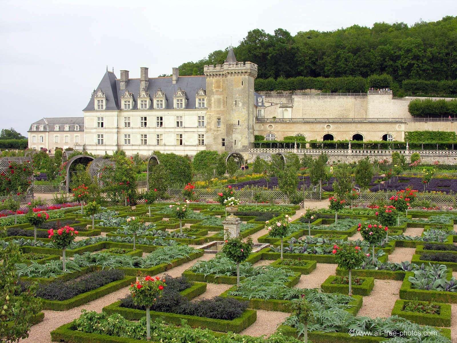 gardens and castles of villandry Home Galleries Castles