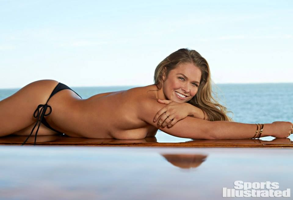 ronda rousey uncensored