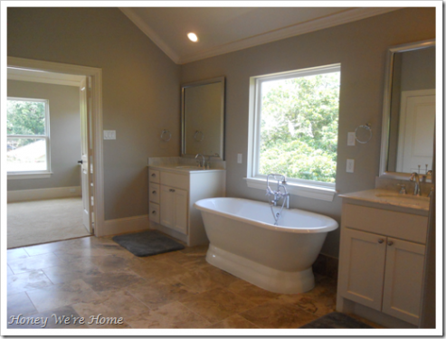 agreeable gray bathroom. Possible dining room anew gray SW C B I D  HOME DECOR and DESIGN NEW WALL COLOR For the Home