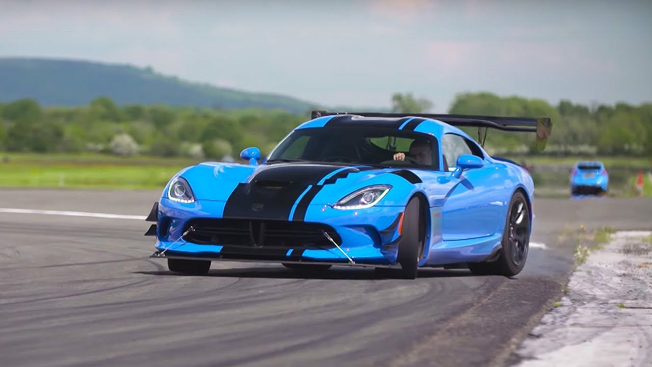 Dodge Viper Acr Specs Near Indianapolis Motor Speedway Speedway