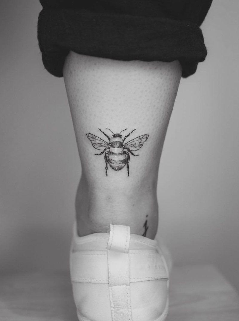 The Best Bee Tattoos - Tattoo Insider