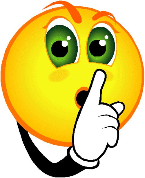 shhhh.....be very, very quiet! | emoticon, emoji, smiley  pinterest