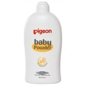 Pigeon Baby Powder 450 Gm, Eng/Spanish | Baby lotion ...