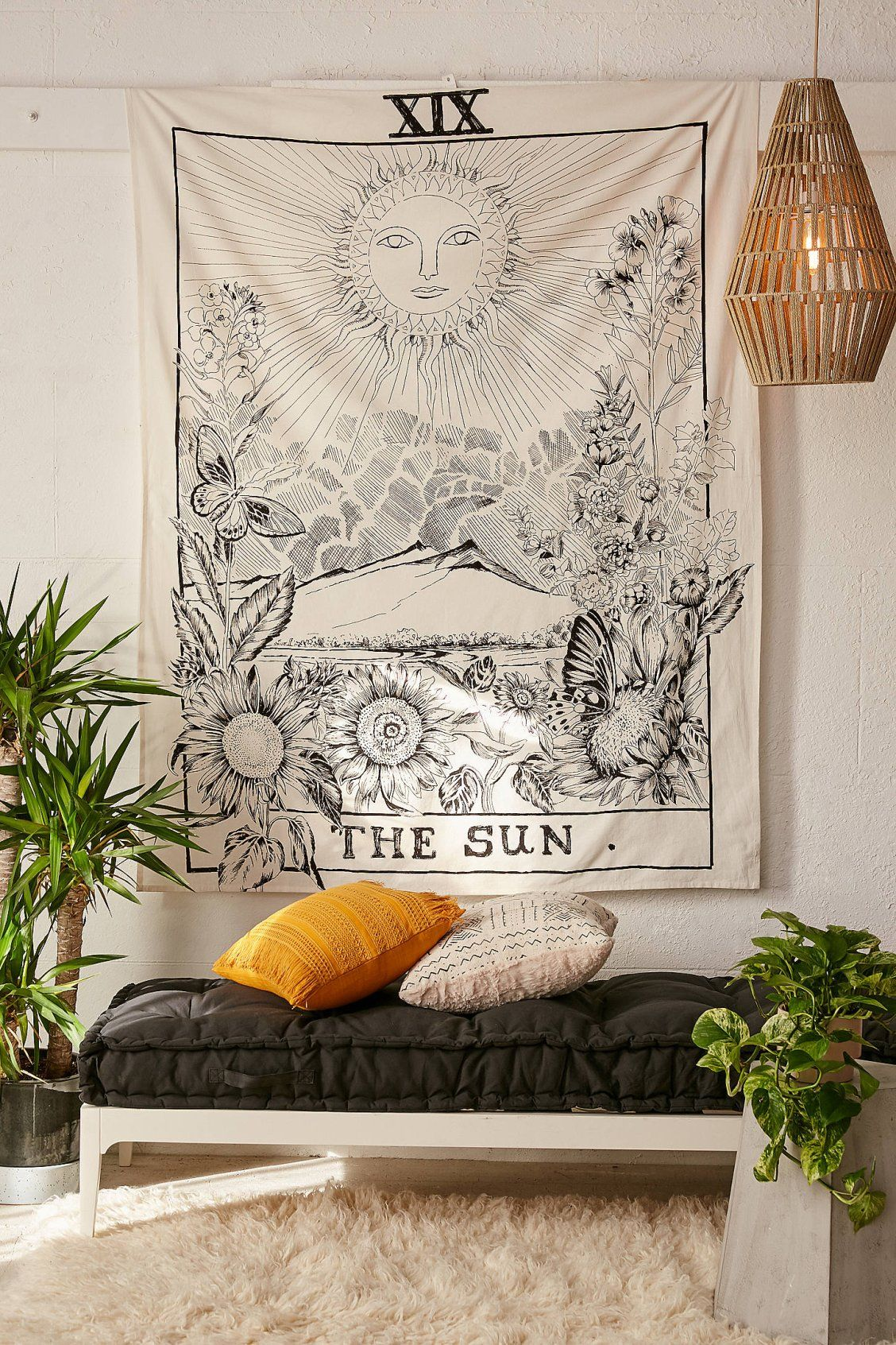 Urban Outfitters Dorm Tapestries