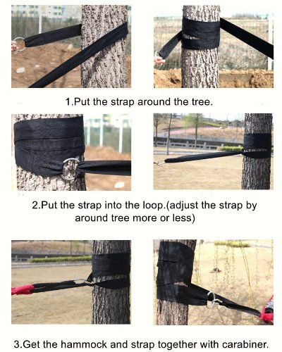 the tying installing to inspirational admin tree tie how of new straps a hammock