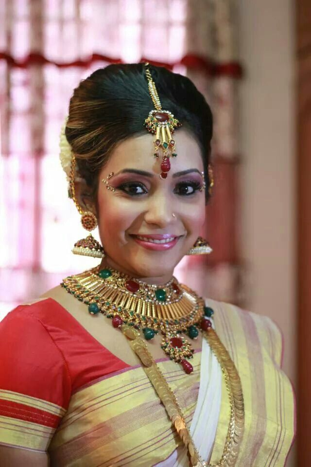 South Indian Bride | wedding | Pinterest