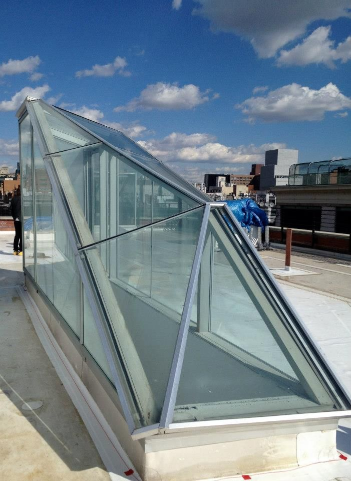 Best Winka Dubbeldam Archi Tectonics Designed Rooftop Stair 400 x 300