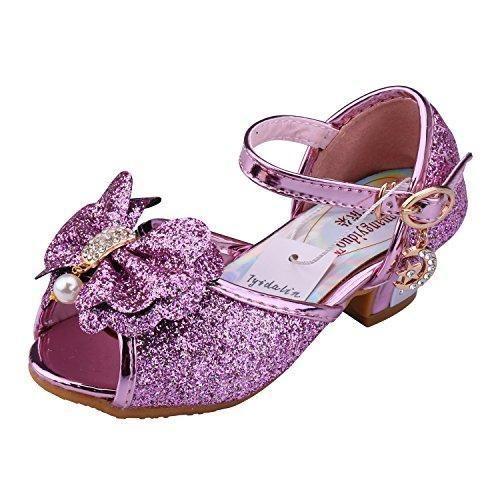 U-Lace In Line Pastel Colour - Zapatos de cordones, color Lavender, talla One Size Fits All