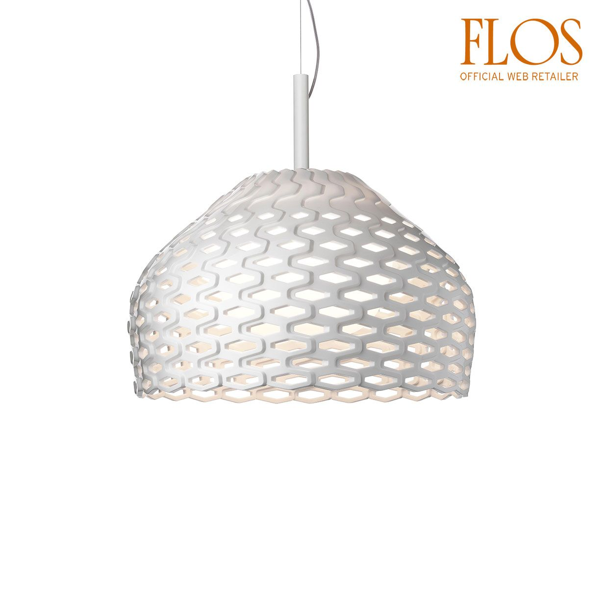 Diffused Light Suspended Lamp External Diffuser In