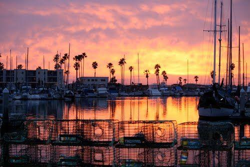 oceanside+ca | Panoramio - Photo of Sunset Oceanside California