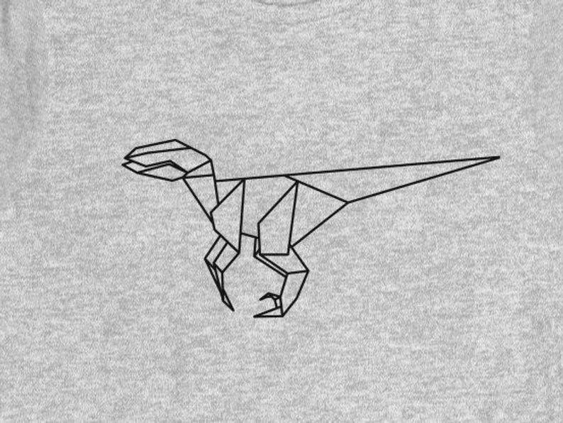 11 Ferocious Origami Dinosaurs   OrigamiUniversity.com   596x794