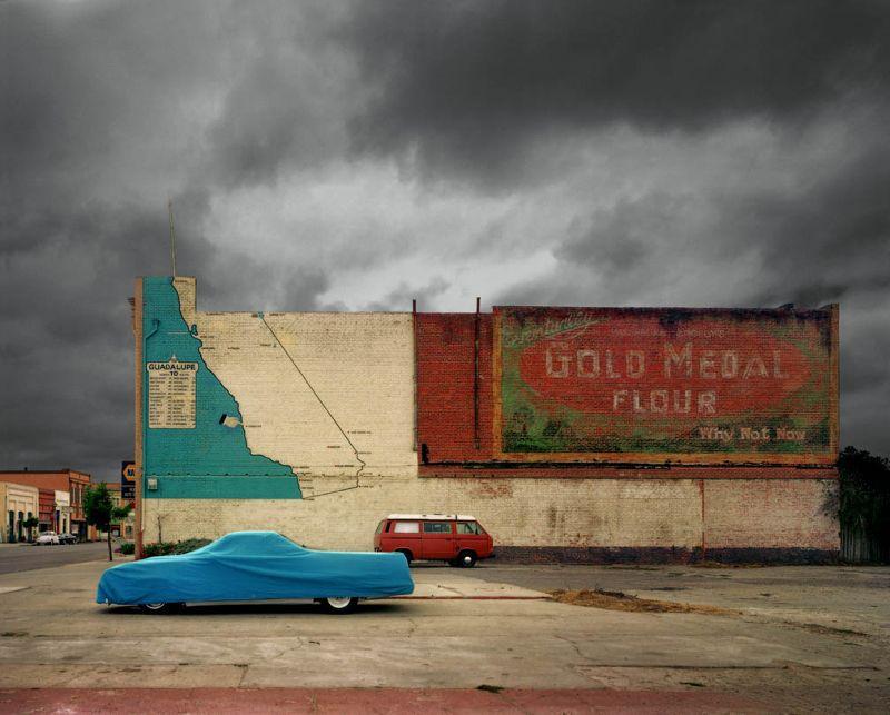 Vanishing America - Michael Eastman