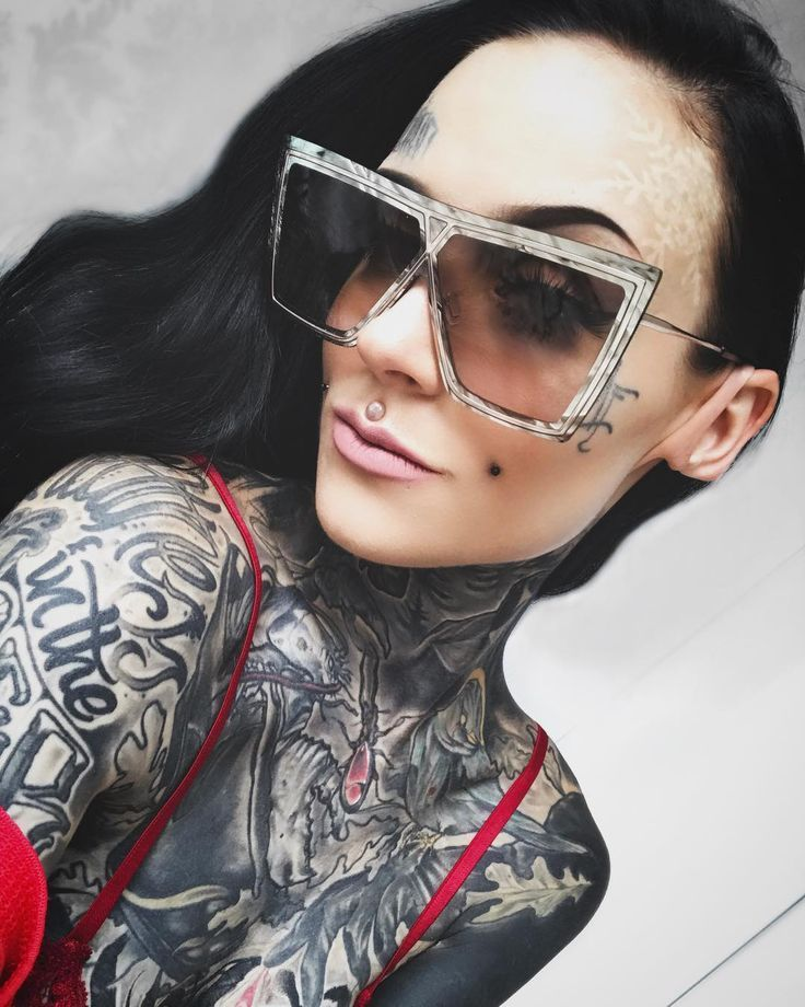 Pin on My list of the most creative tattoo models
