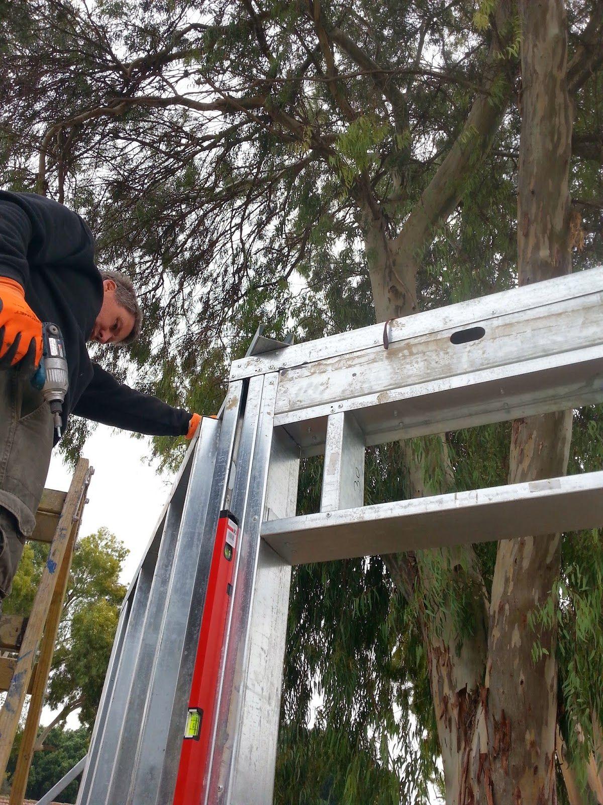 בניית בית לב בגת: סיכום שלושה ימים של העמדת קירות