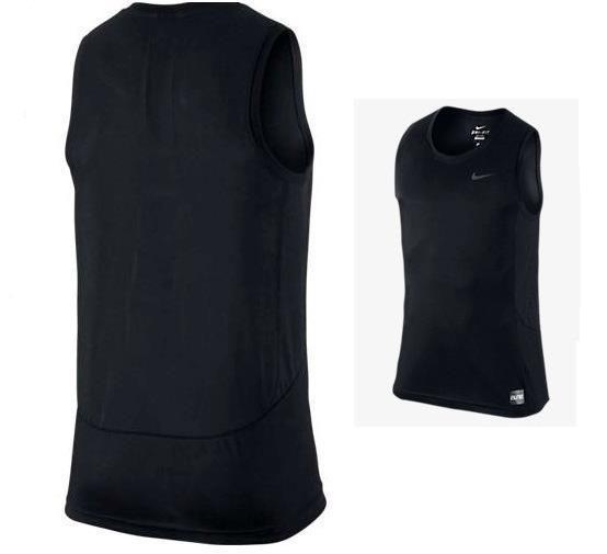 1dd528e30 Nike Mens Elite DriFIT Cool Comfort Basketball Tank Size Large Black 718815- 010 #Nike #ShirtsTops