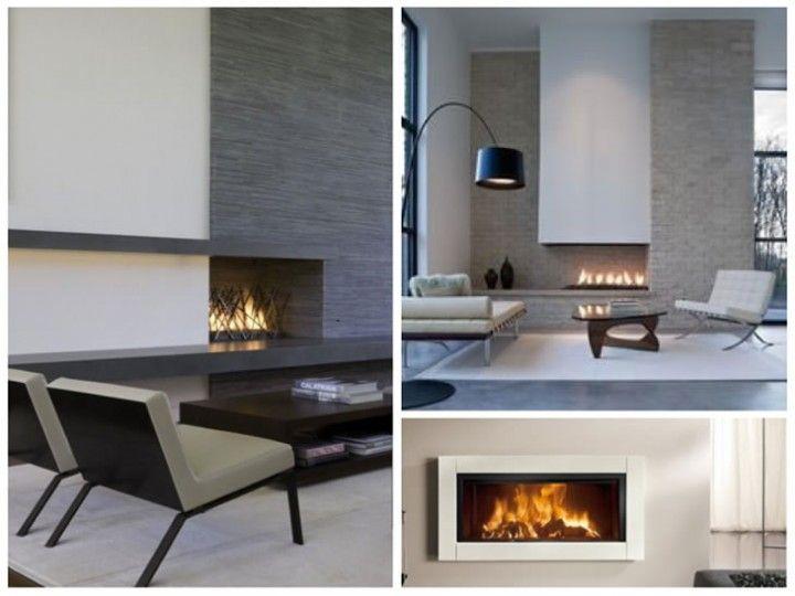 ideas para chimeneas de casas