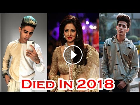 Shocking 10 Bollywood Famous Celebrities Died In 2018 Danish