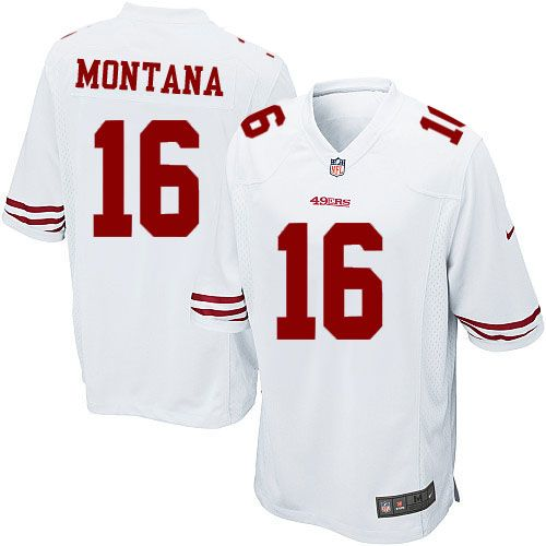 joe montana youth jersey