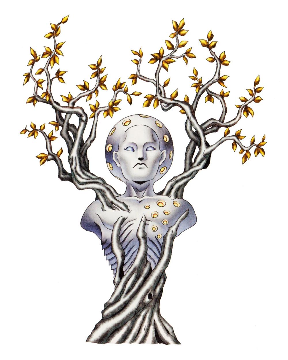 Haoma Is The Sacred Plant Or Tree In The Zoroastrian Faith