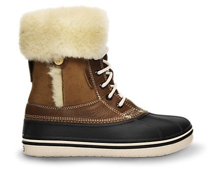 Women's AllCast Luxe Duck Boot | Women's Winter Boots| Crocs Official Site