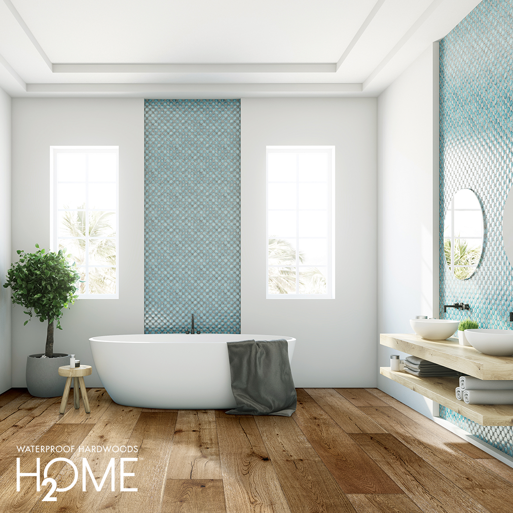 Can I Put Hardwood Floors In My Bathroom In 2020 Flooring Bathroom Colors Shower Mat