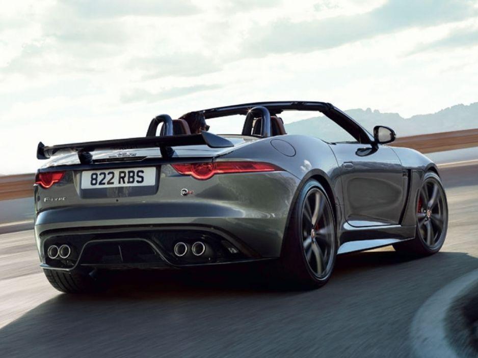 Jaguar F Type Svr 2016 Preis Und Marktstart Autozeitung De Auto Neuheiten Jaguar F Typ Jaguar
