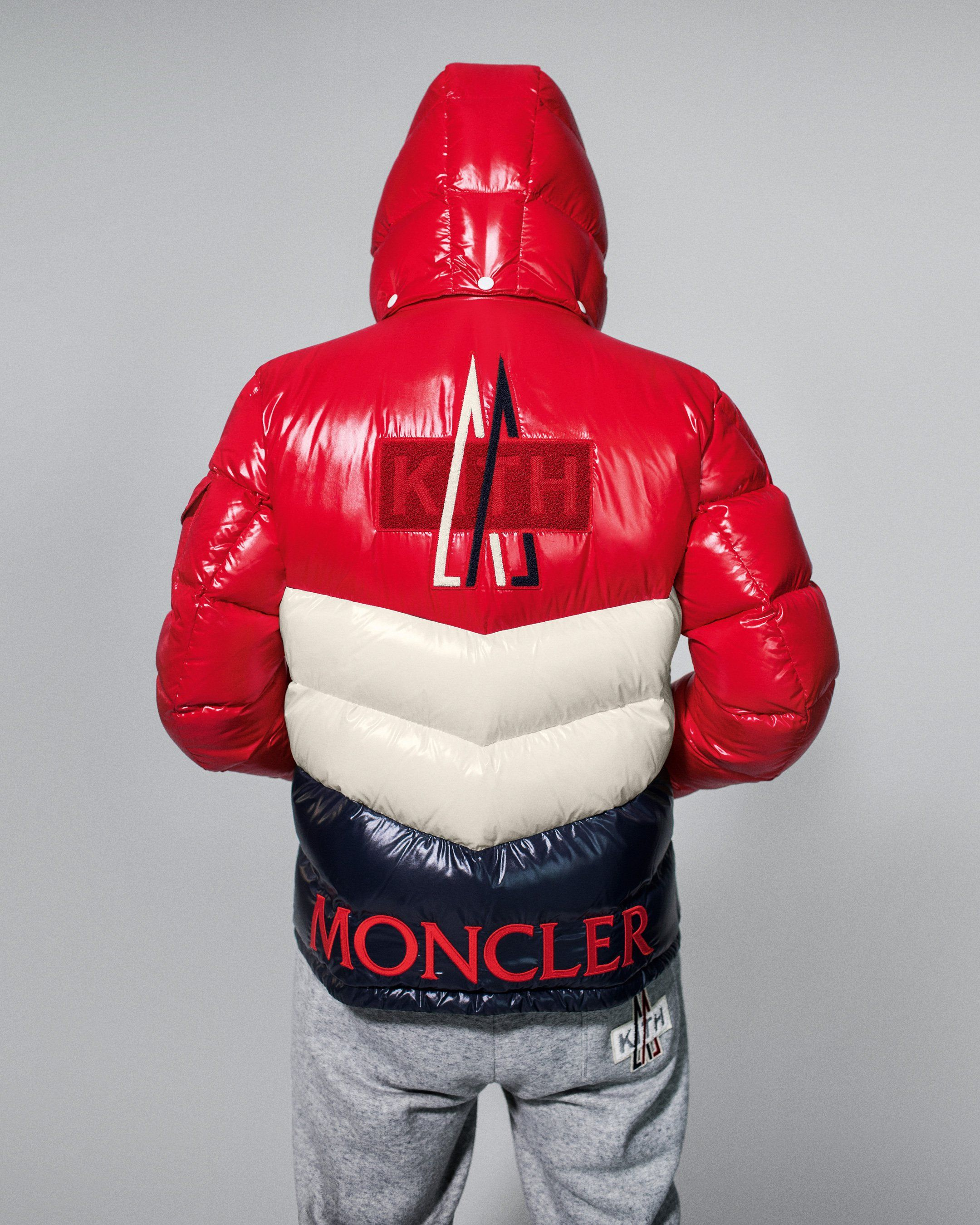 b2f1e51f5bc9 Kith partners with luxury outerwear brand Moncler on a full range of  apparel