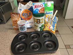 Recipe Vault #proteindonuts