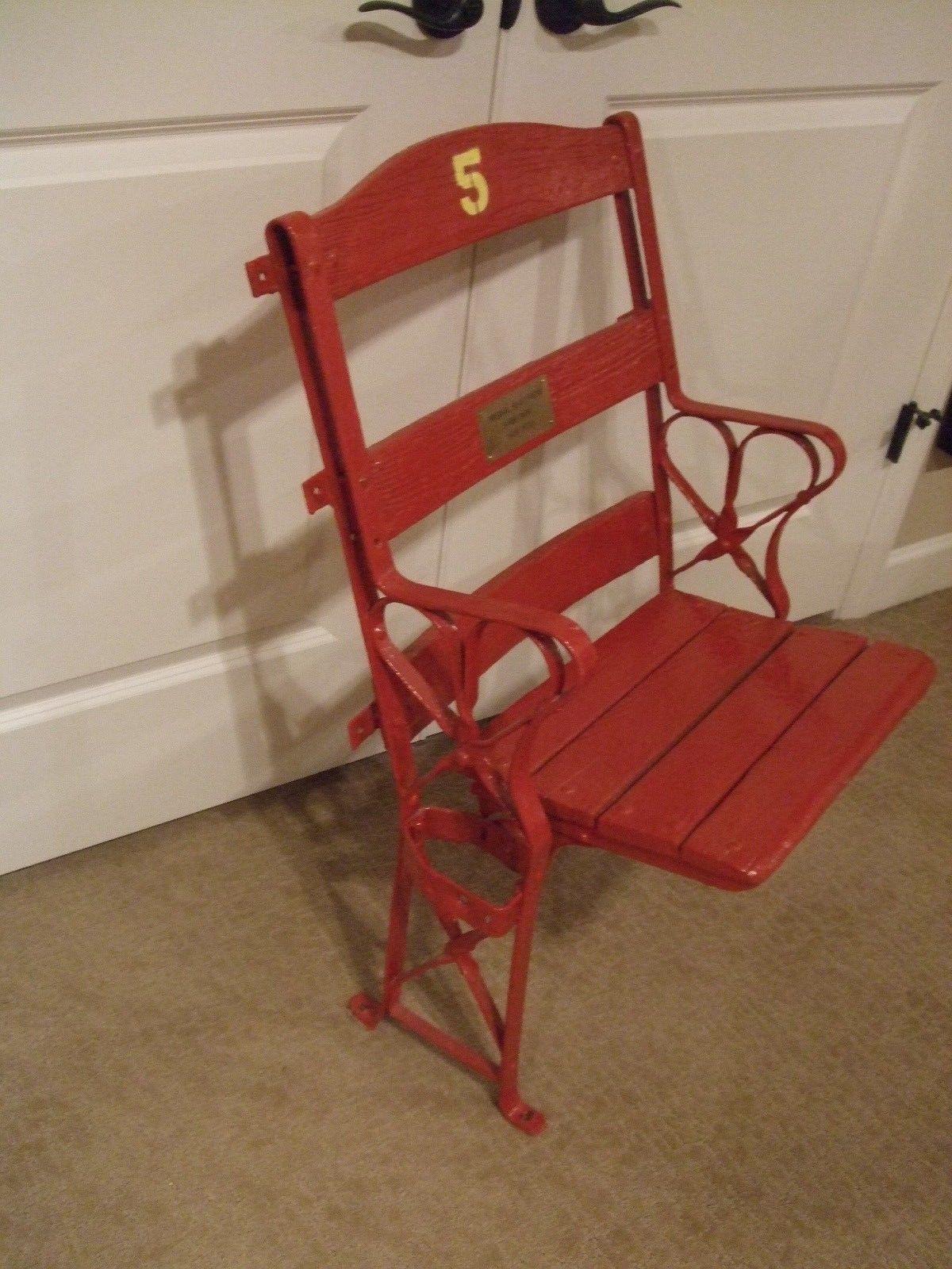 1909 SHIBE PARK Connie Mack Stadium Seat Philadelphia