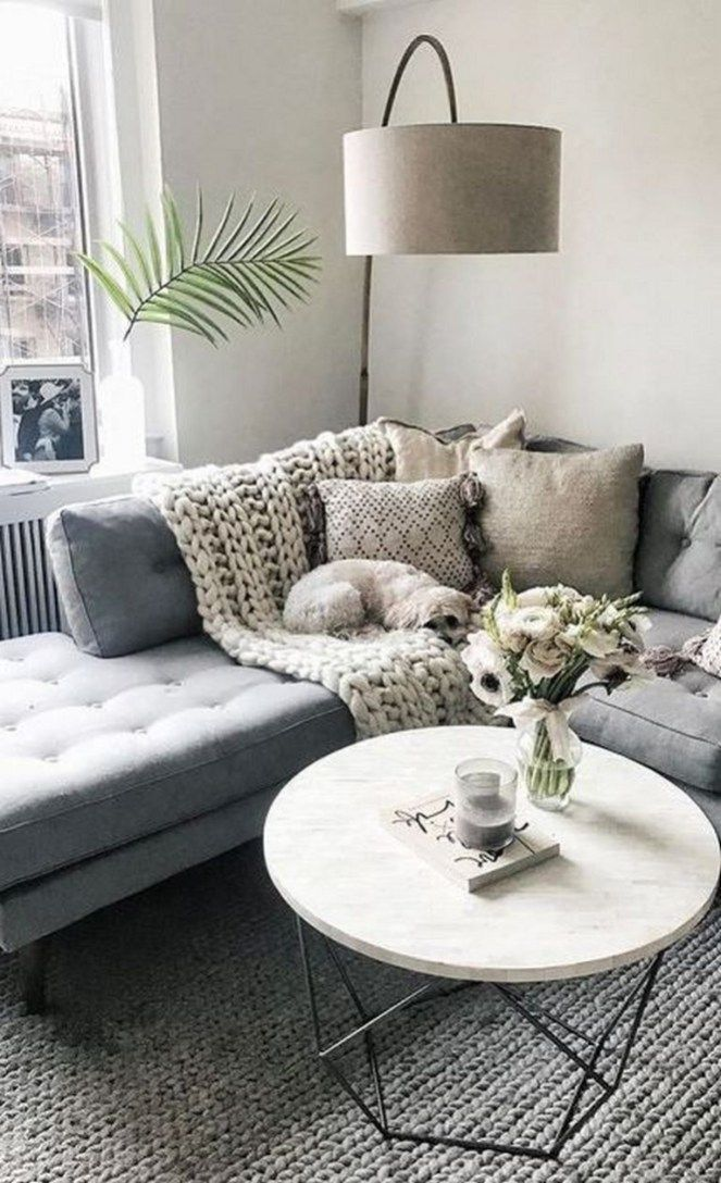 Photo of #apartment #comfortable #ideas #small #living room decor