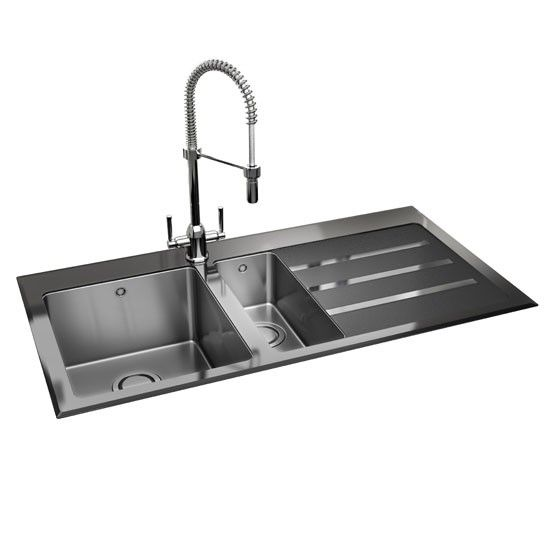 Kitchen Sinks Uk 2 Sink Inset Sink Composite Kitchen Sinks