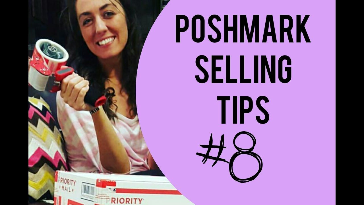 Selling on Poshmark Tips: #8 | Track Sales and Expenses!