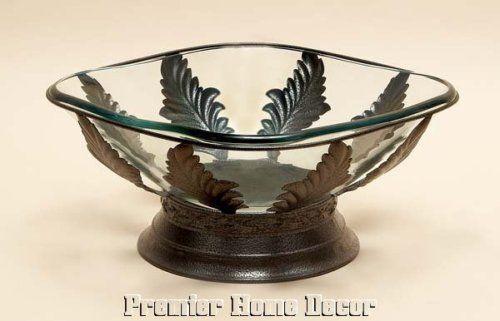 Tuscan - Glass Bowl