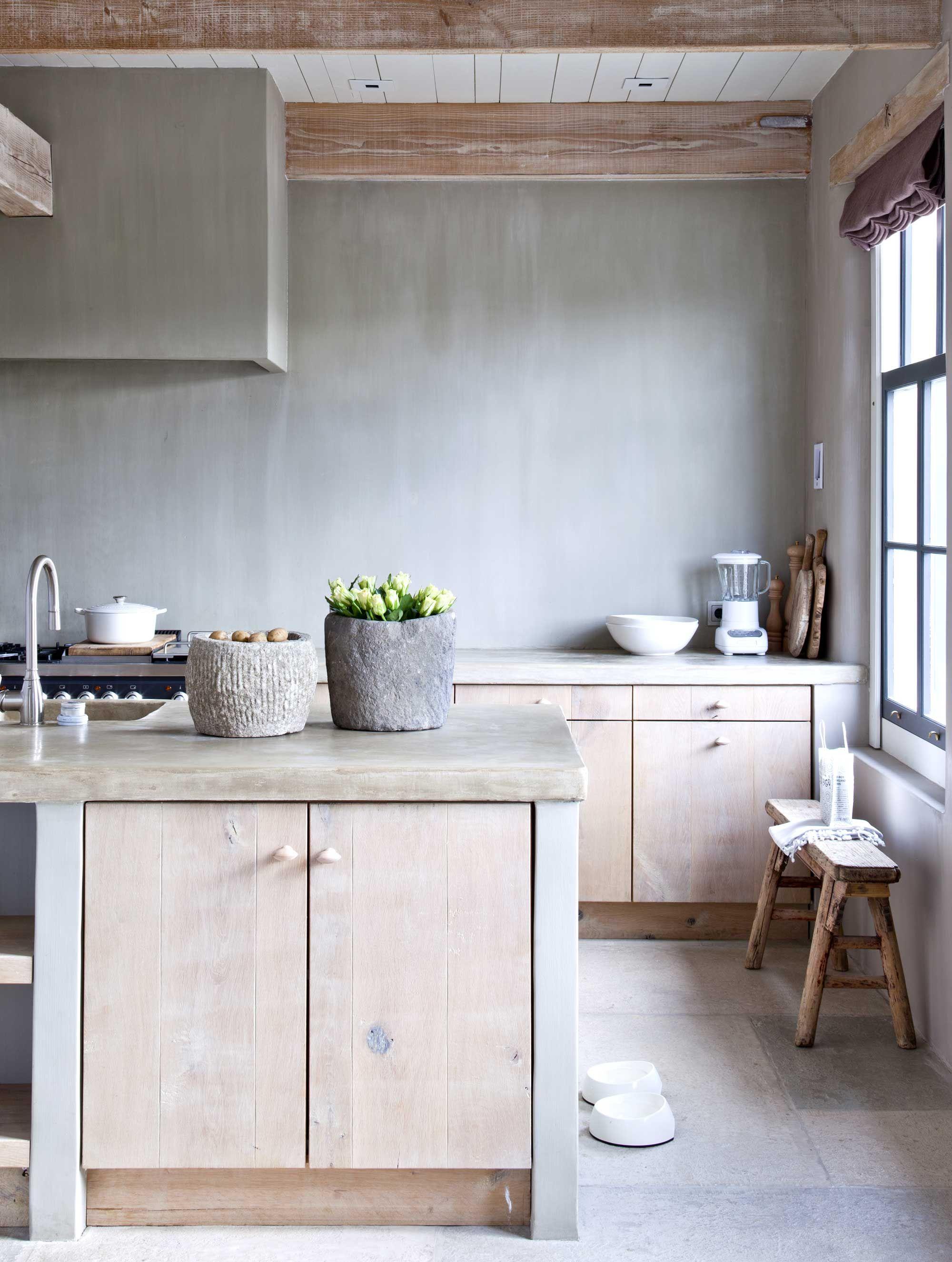 keukenmaterialen   Kitchen   Pinterest   Cocinas