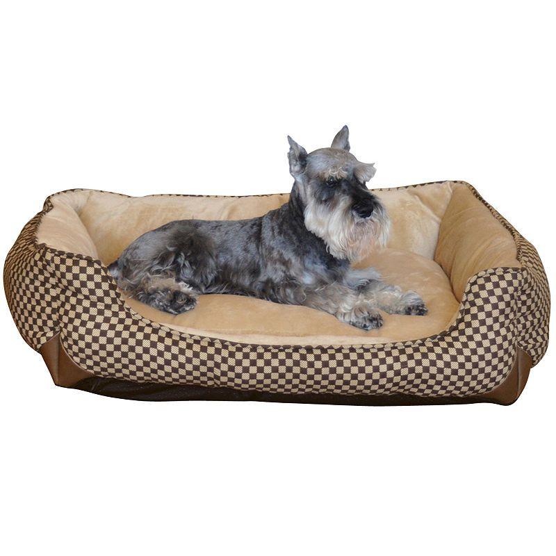 K H Manufacturing Self Warming Lounger Sleeper Large Pet Beds
