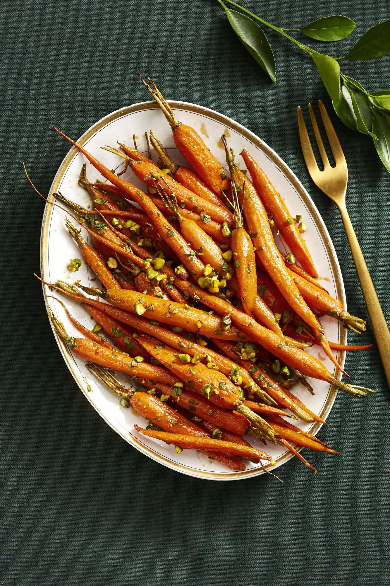 Spice Roasted Carrots Recipe