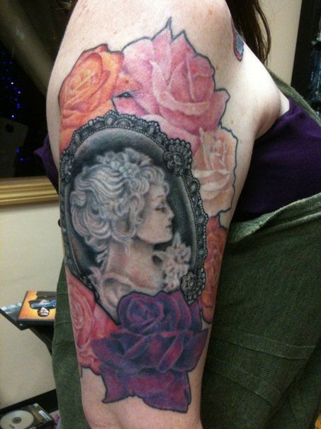 one of my all time favorites done by mulysa mayhem of good mojo