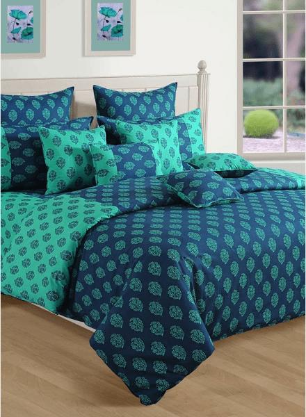 ba1079bdbf Buy Swayam Bedsheets, curtains and cushion covers at Jabong and get up to  50% off