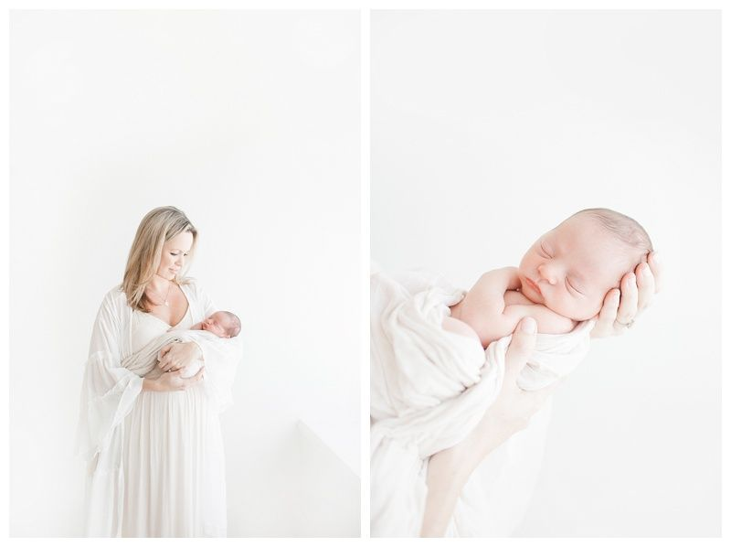 Newborn photography poses by miranda north los angeles newborn photographer