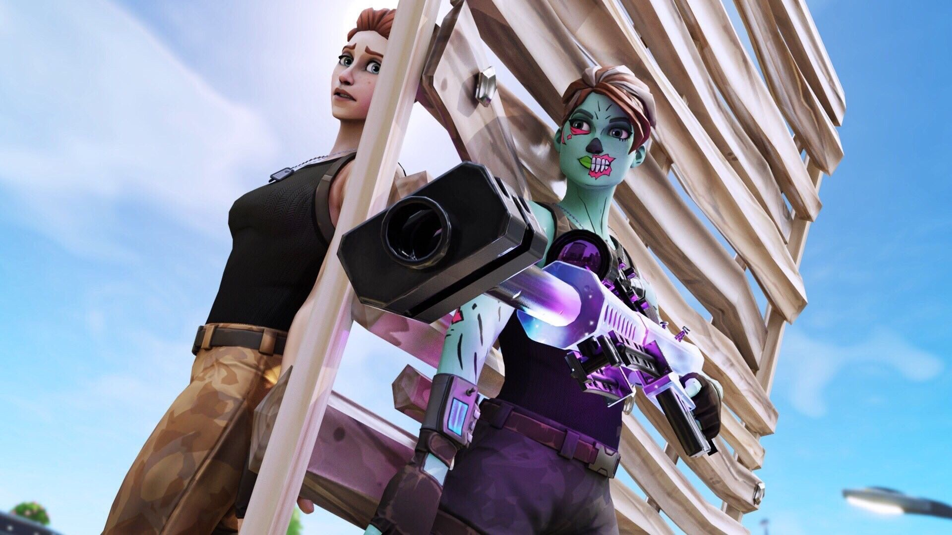 Pin by Just Ghostly on GhosTly thumbnails Ghoul trooper