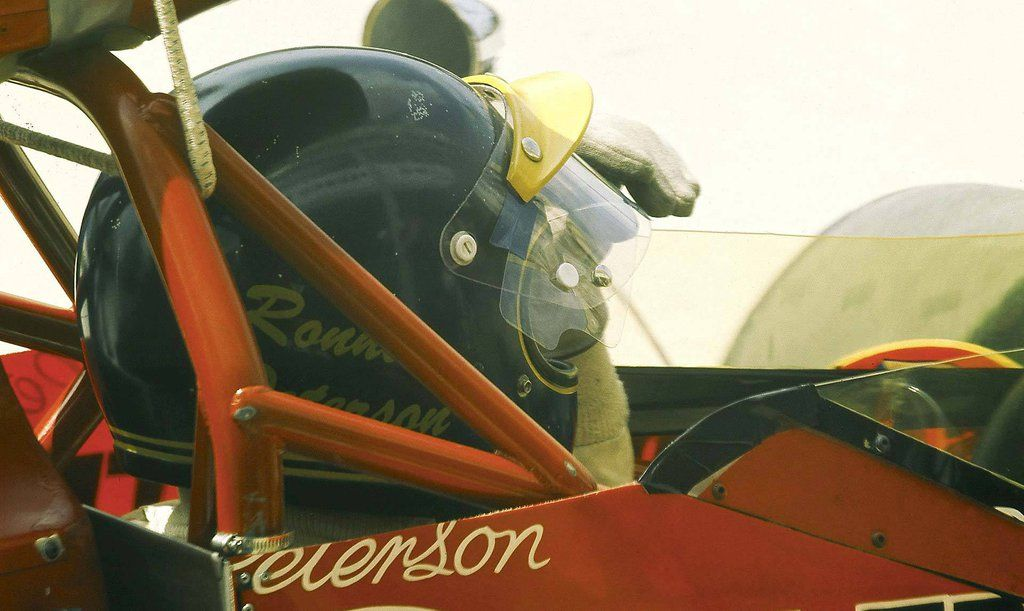 Ronnie Peterson (Monaco 1972)