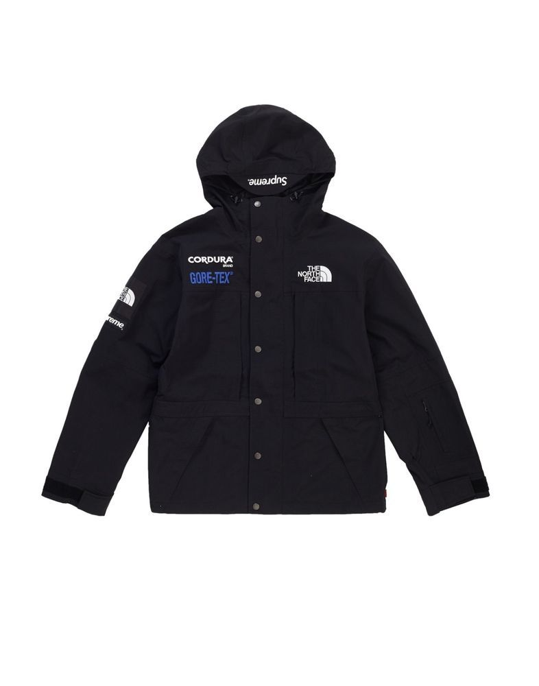 Ds Supreme X Tnf Gore Tex Expedition Jacket Fw18 Xl Black The North Face Fashion Clothing Shoes Accessories Mensclot Jackets The North Face Coats Jackets