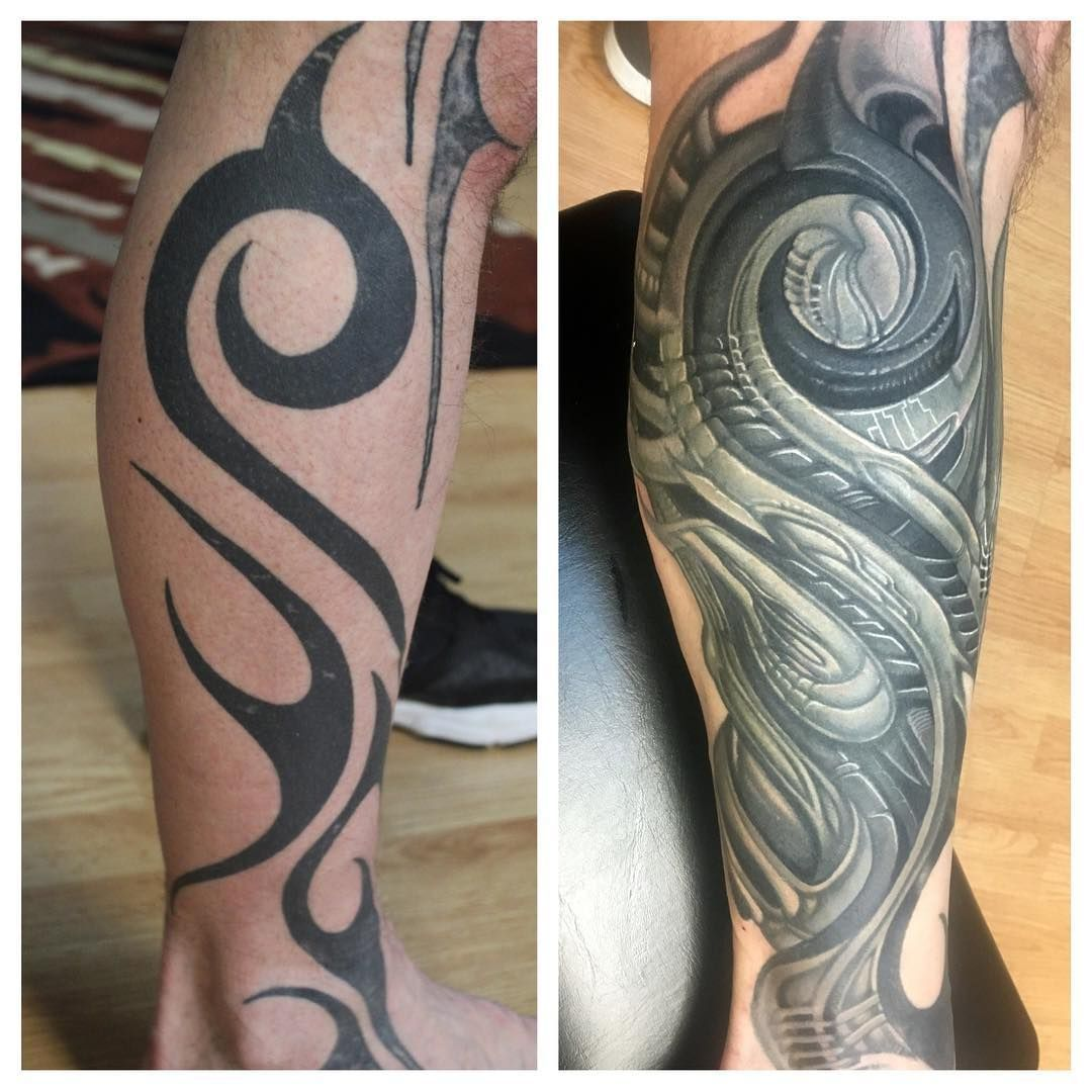 """Maori Tattoo Cover Up: Sean Duffy On Instagram: """"The Pic On The Right Is Our"""