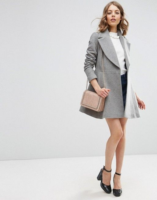 Discover Fashion Online | Style | Pinterest | Coats, ASOS and Wool