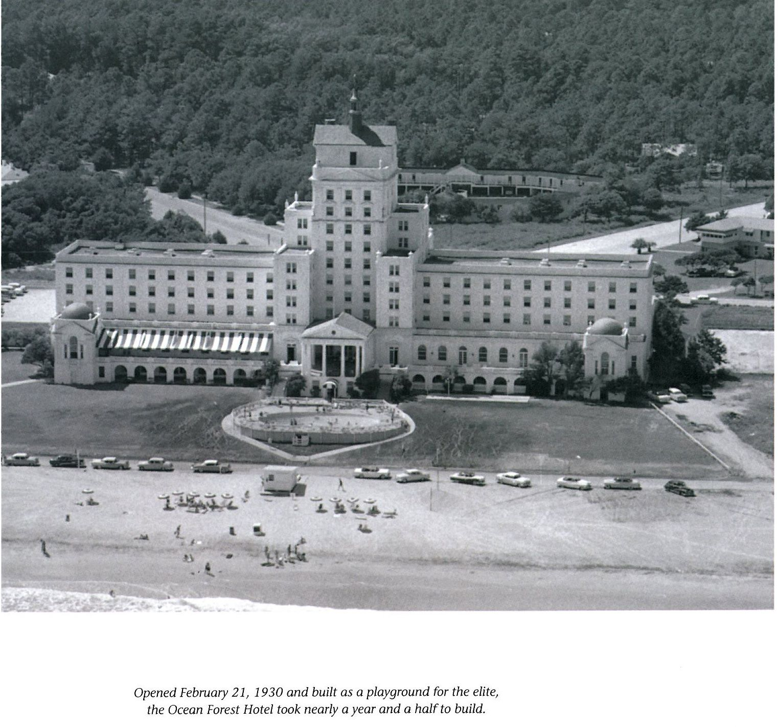 Original In Luxury Ocean Forest Hotel. Myrtle
