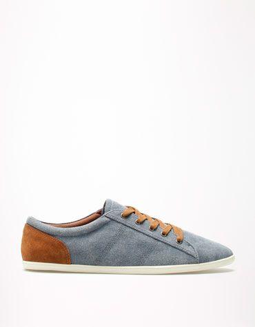 abfefaede1 Bershka Malaysia - Soft urban sneaker Menswear
