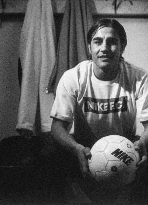 fabio cannavaro  NIKE F.C.