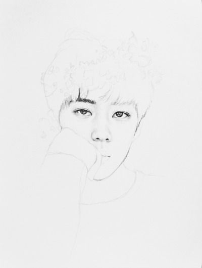 drawing sketches drawing style amazing drawings character ideas pop art kpop fanart photorealism paint illustrations
