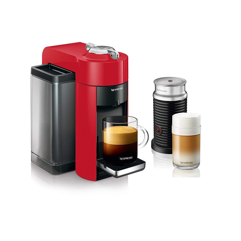 Nespresso Vertuo Evoluo Coffee and Espresso Machine with