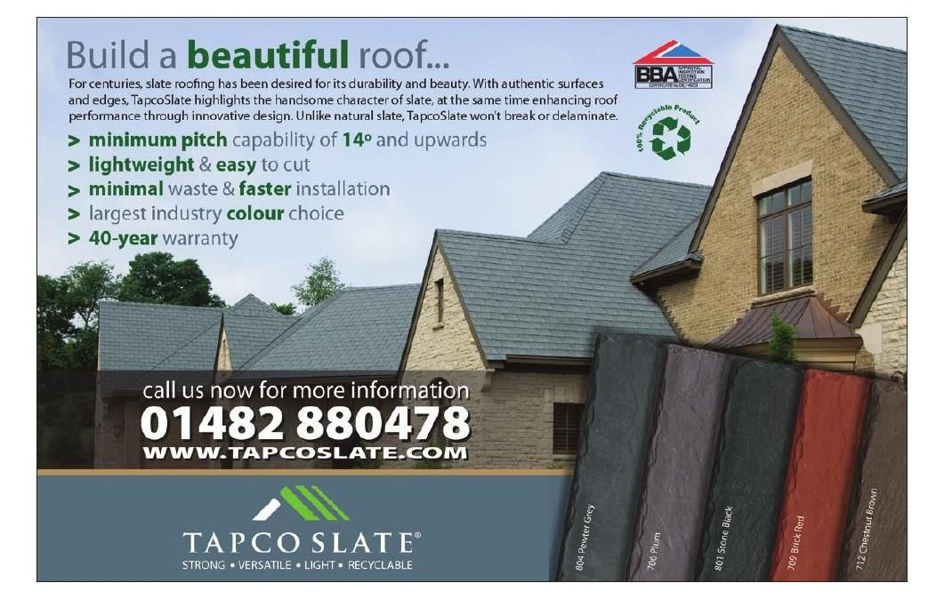Selbuild Improve Your Home Autumn 2015 With Images Beautiful Roofs Improve Yourself Improve